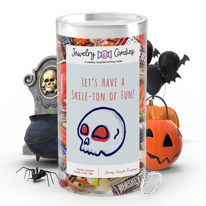 Let's have a skele-ton of fun! Jewelry Candy