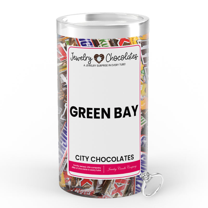 Green Bay City Jewelry Chocolates