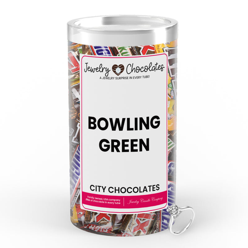Bowling Green City Jewelry Chocolates