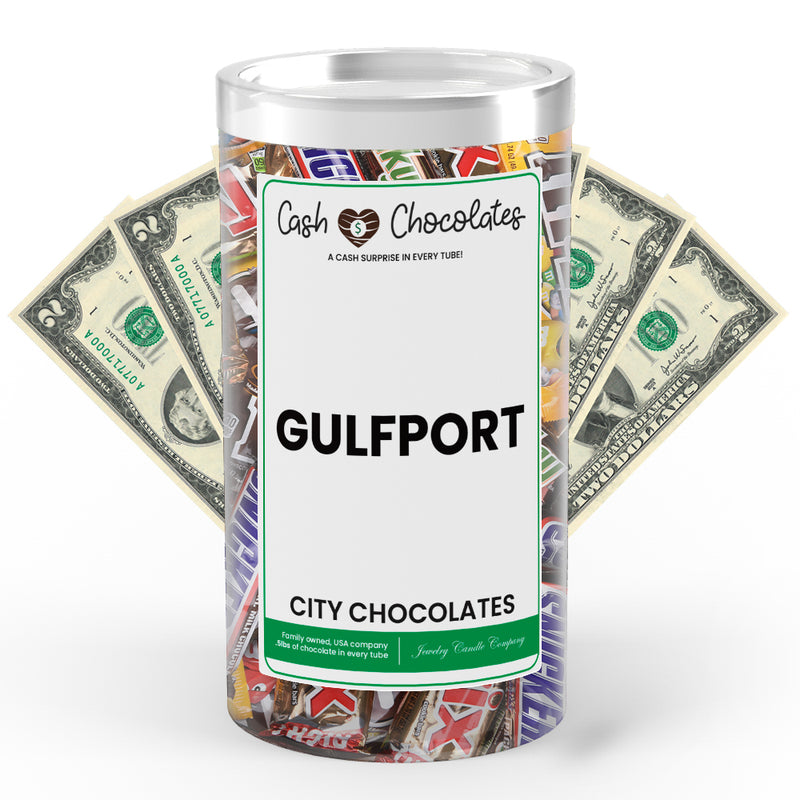 Gulfport City Cash Chocolates