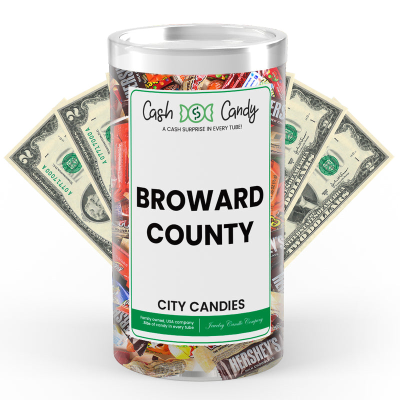 Broward County City Cash Candies