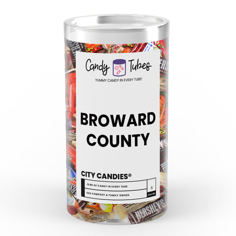 Broward County City Candies