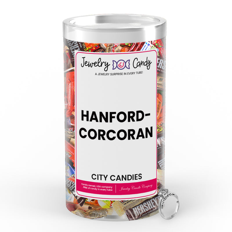 Hanford-Corcoran City Jewelry Candies
