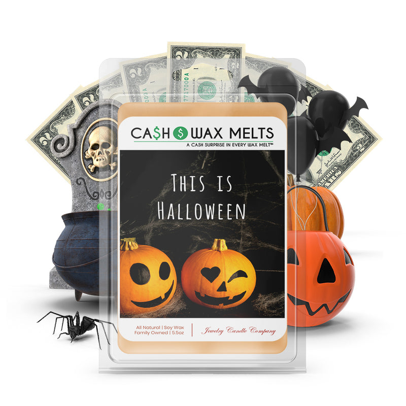 This Is halloween Cash Wax Melts