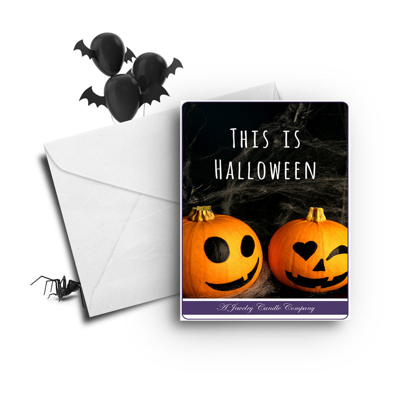 This Is halloween Greetings Card