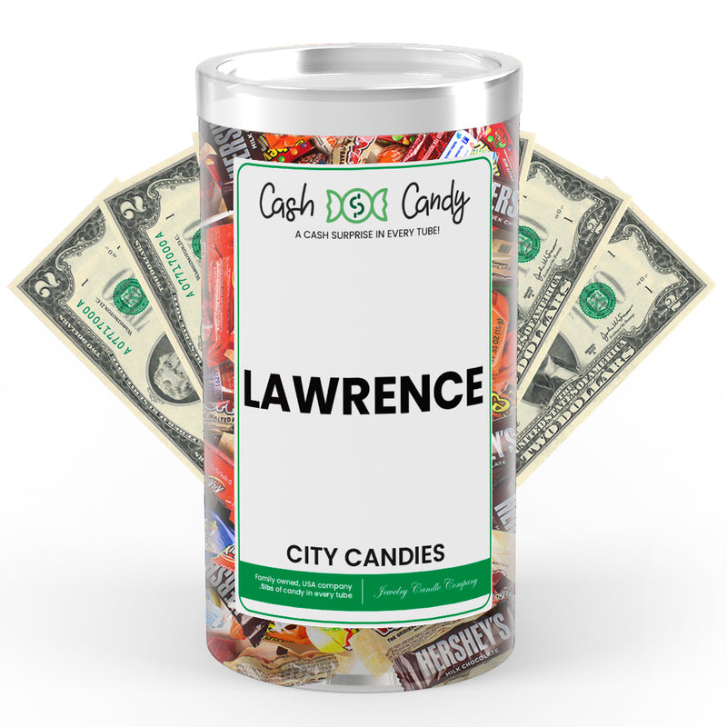 Lawrence City Cash Candies