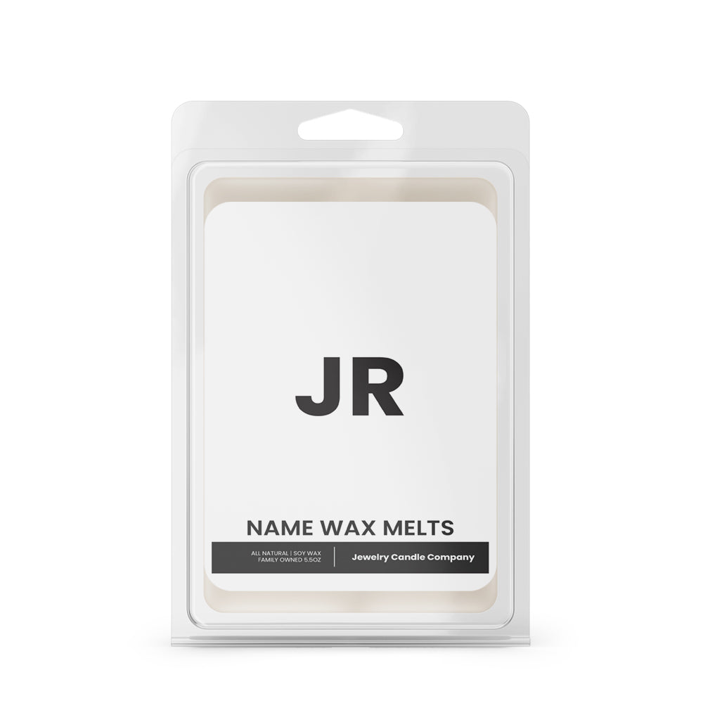 JR Name Wax Melts