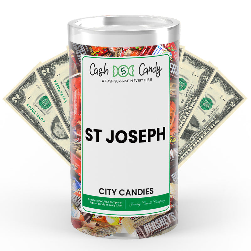 St Joseph City Cash Candies