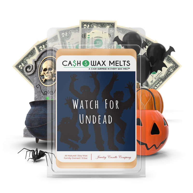 Witch for undead Cash Wax Melts