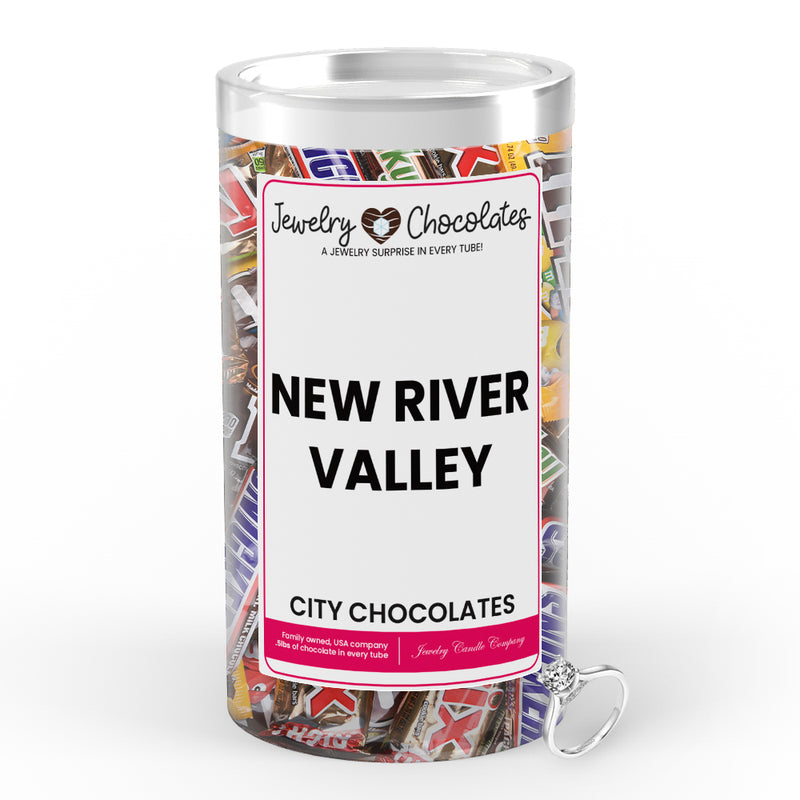 New River Valley City Jewelry Chocolates