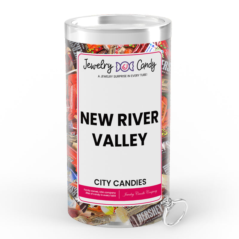New River Valley City Jewelry Candies