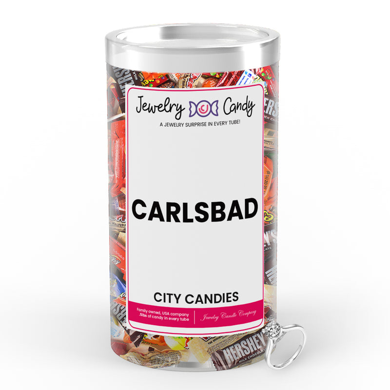 Carlsbad City Jewelry Candies