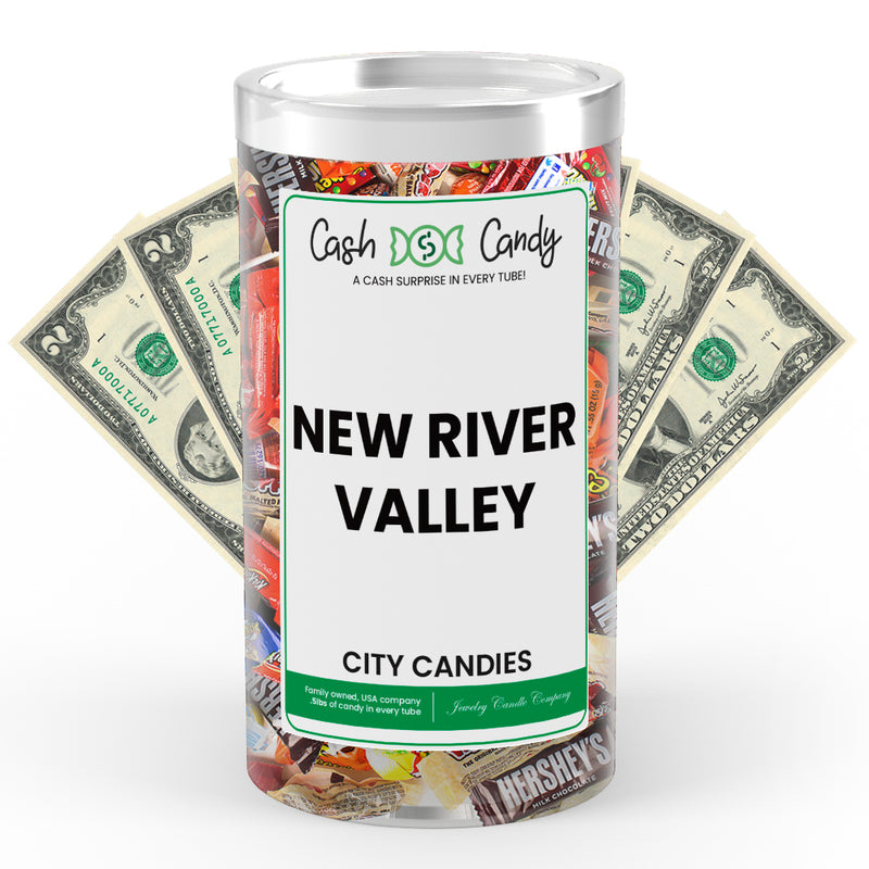 New River Valley City Cash Candies