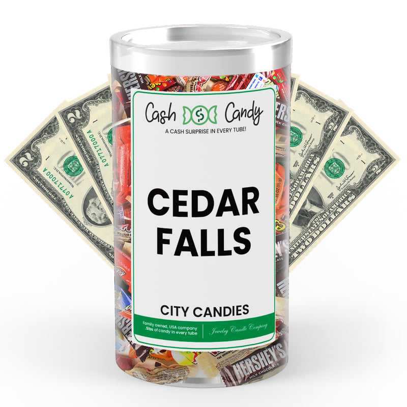 Cedar Falls City Cash Candies