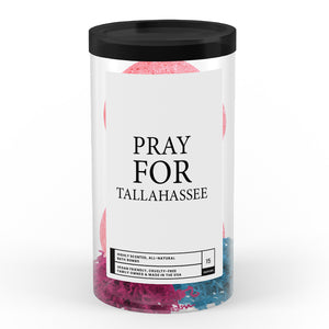 Pray For Tallahassee Bath Bomb Tube