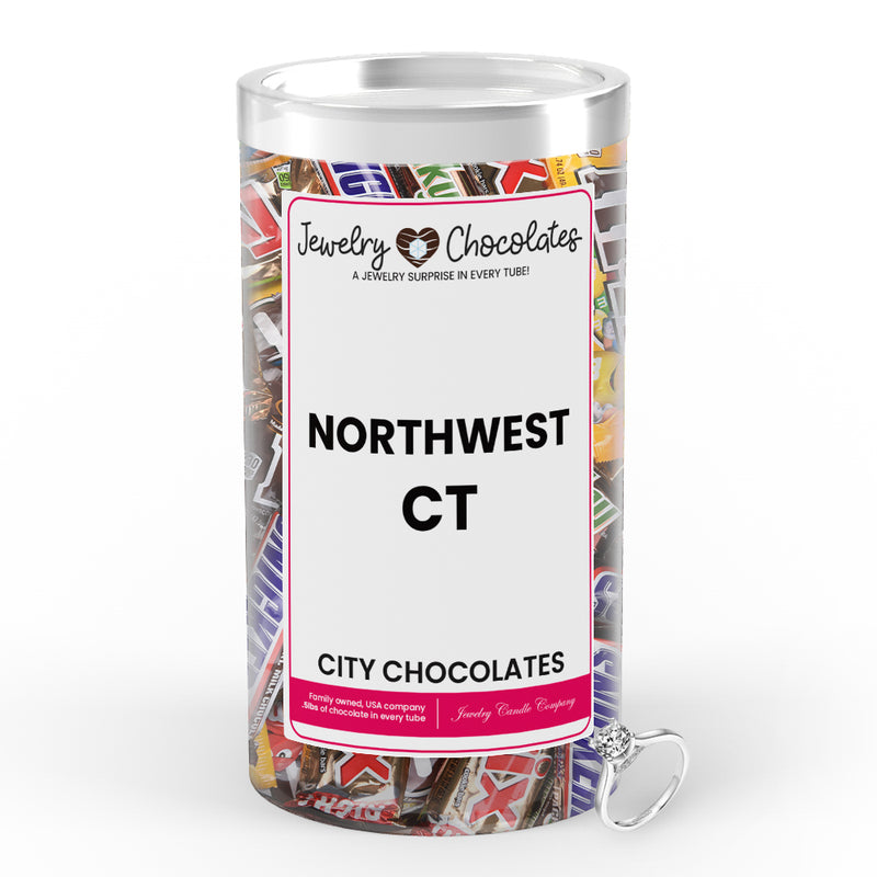 Northwest CT City Jewelry Chocolates