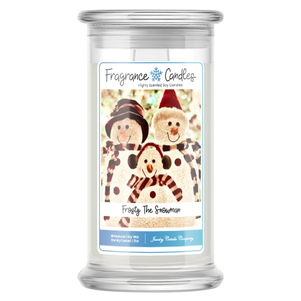 Frosty The Snowman Fragrance Candle