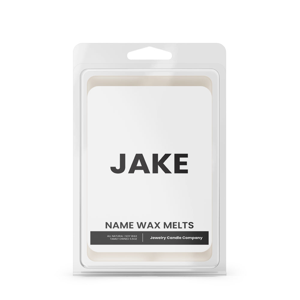 JAKE Name Wax Melts