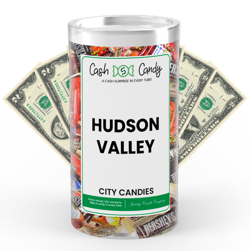 Hudson Valley City Cash Candies