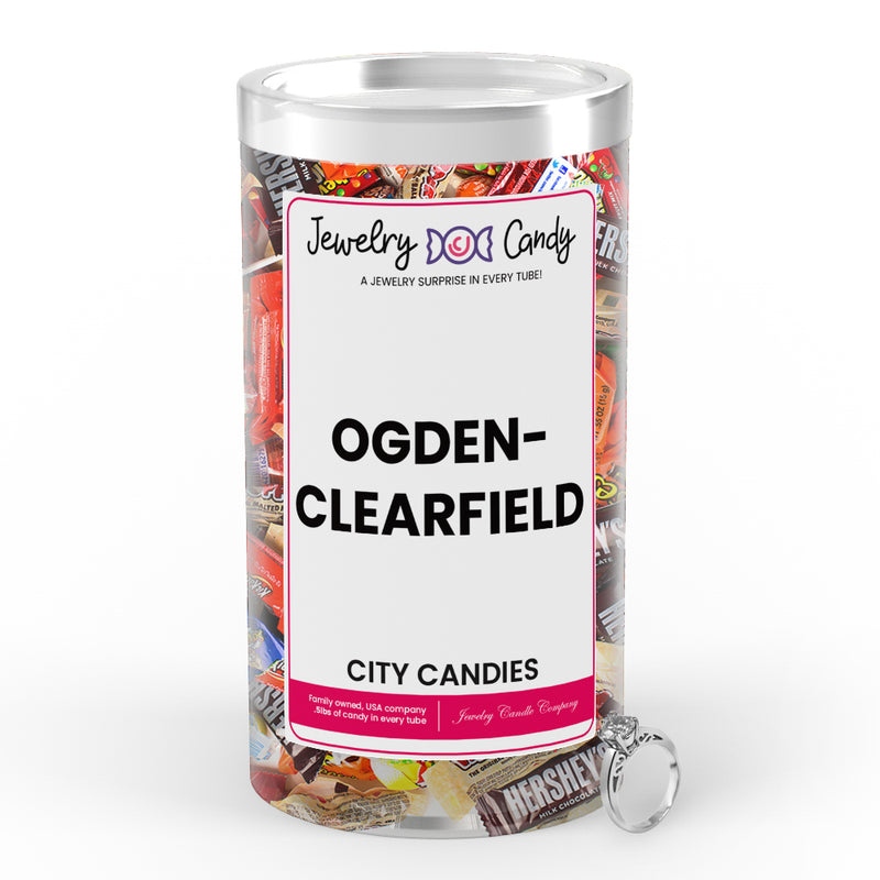 Ogden Clearfield City Jewelry Candies