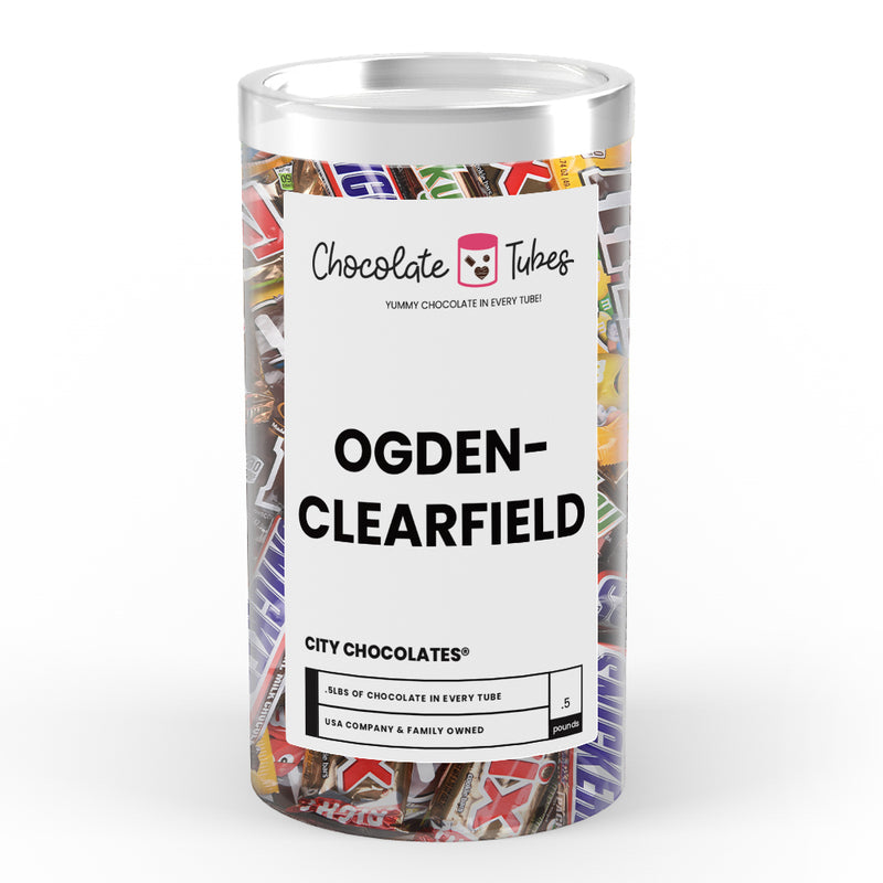 Ogden Clearfield City Chocolates
