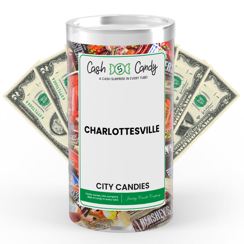 Charlottesville City Cash Candies