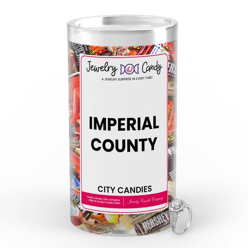 Imperial County City Jewelry Candies
