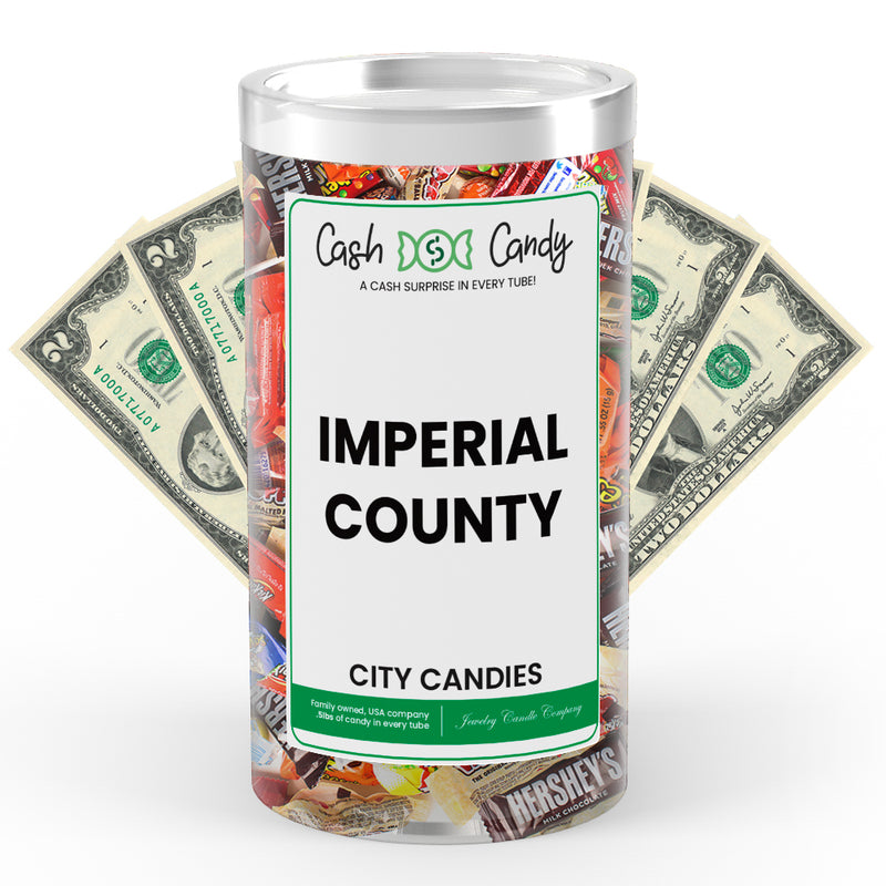 Imperial County City Cash Candies