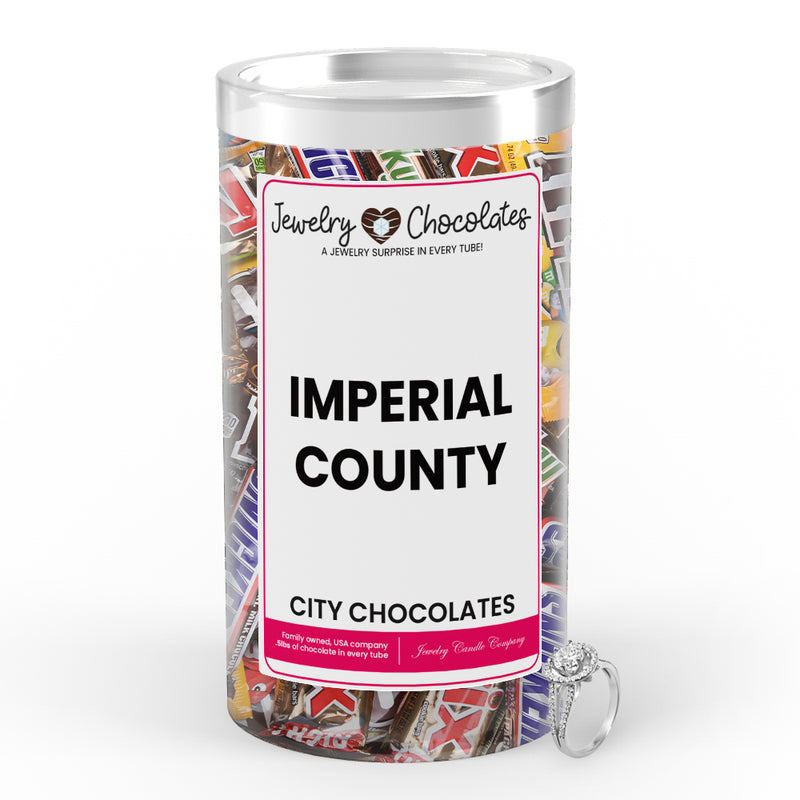 Imperial County City Jewelry Chocolates