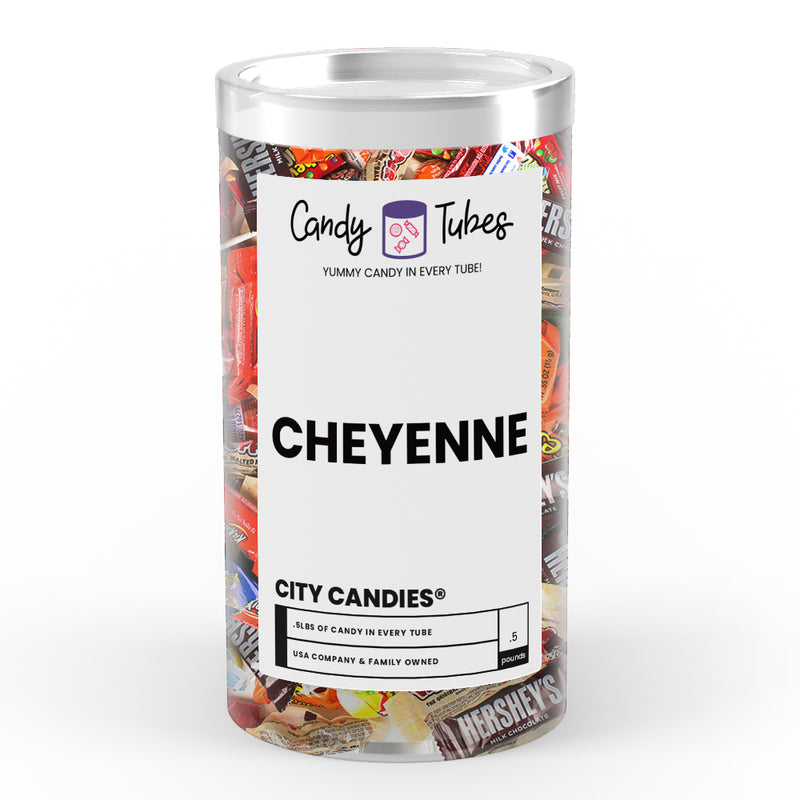 Cheyenne City Candies