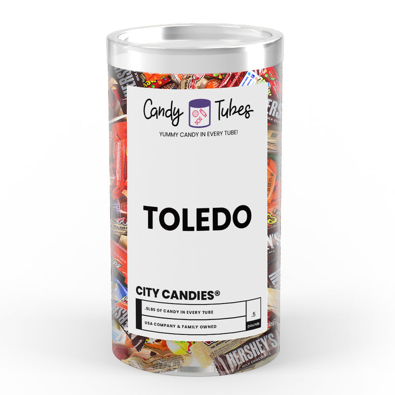 Toledo City Candies