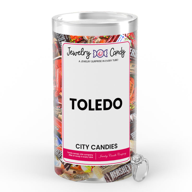 Toledo City Jewelry Candies