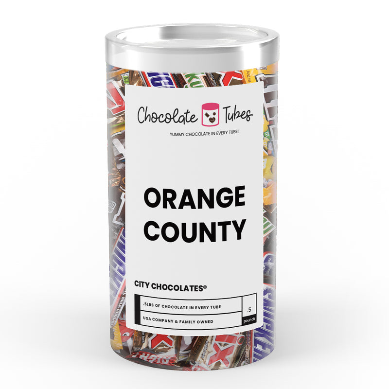 Orange County City Chocolates
