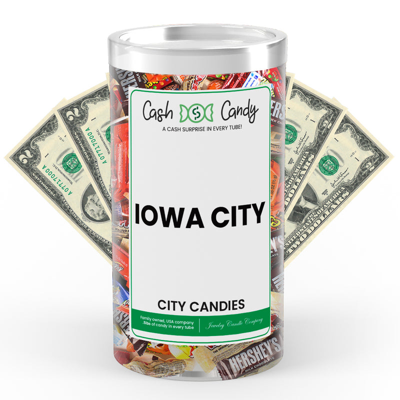 IOWA City City Cash Candies