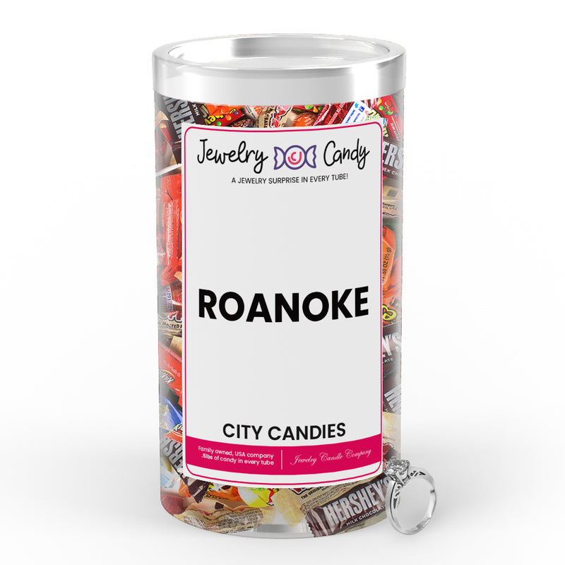 Roanoke City Jewelry Candies