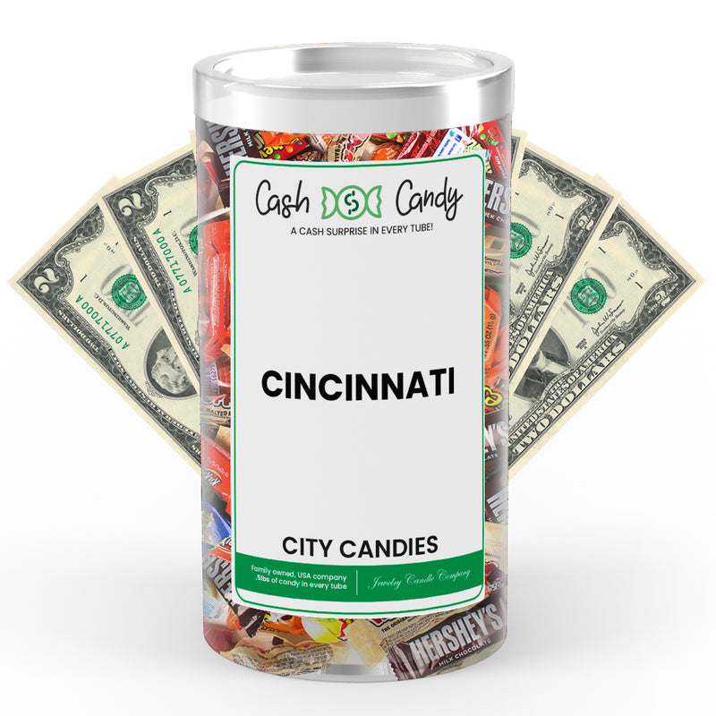 Cincinnati City Cash Candies