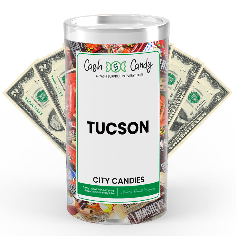 Tucson City Cash Candies
