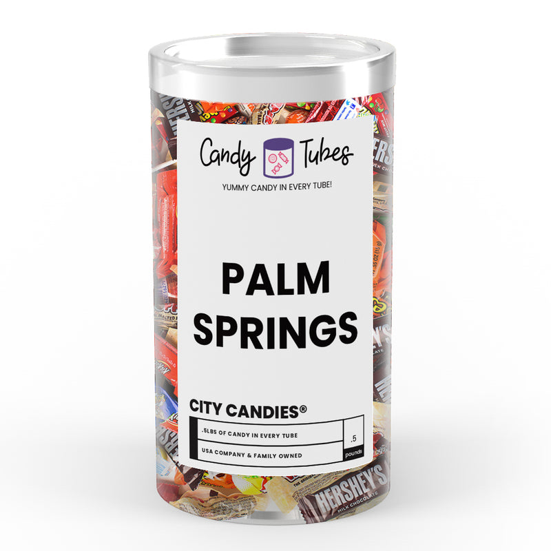 Palm Springs City Candies