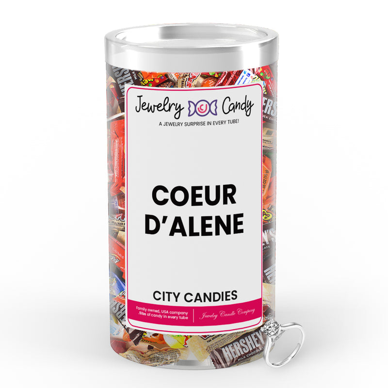 Coeur D'alene City Jewelry Candies
