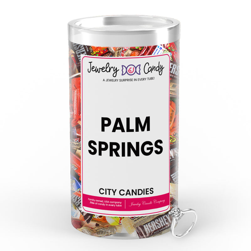 Palm Springs City Jewelry Candies