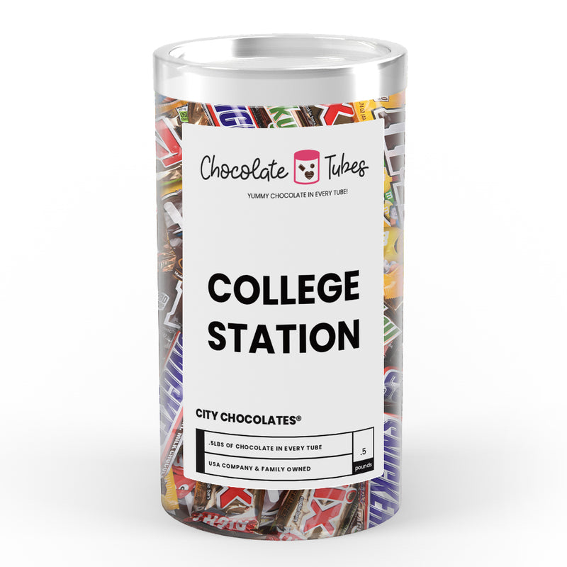 College Station City Chocolates