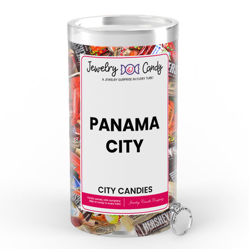 Panama City City Jewelry Candies