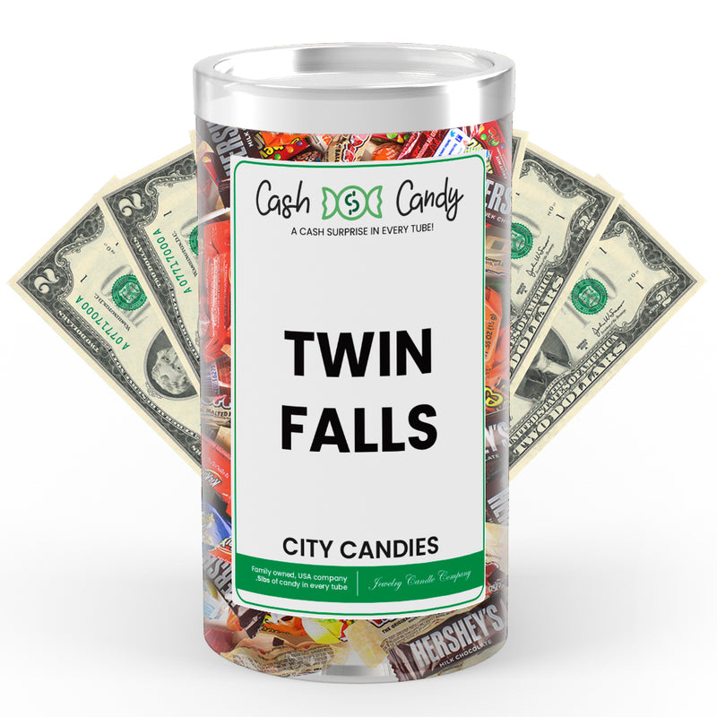 Twin Falls City Cash Candies