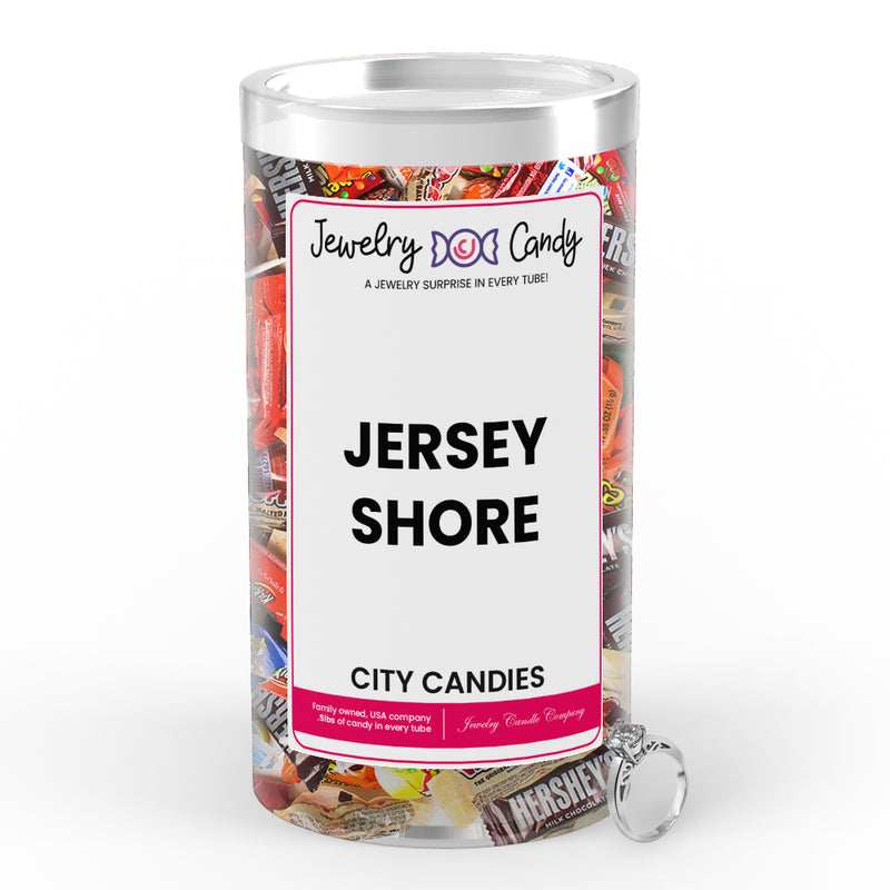 Jersey Shore City Jewelry Candies