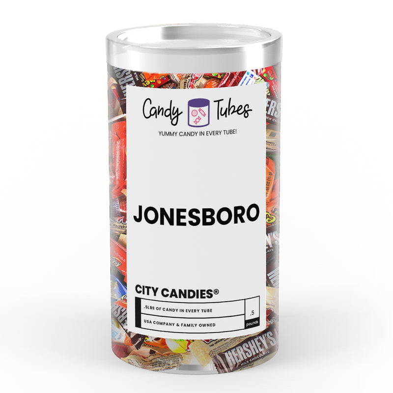 Jonesboro City Candies