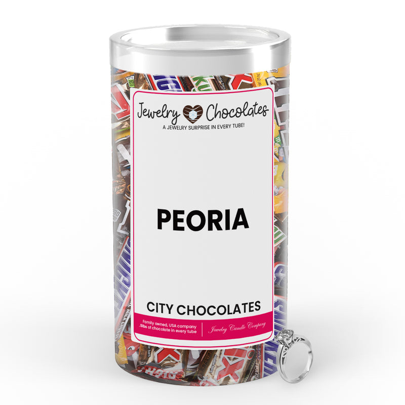 Peoria City Jewelry Chocolates