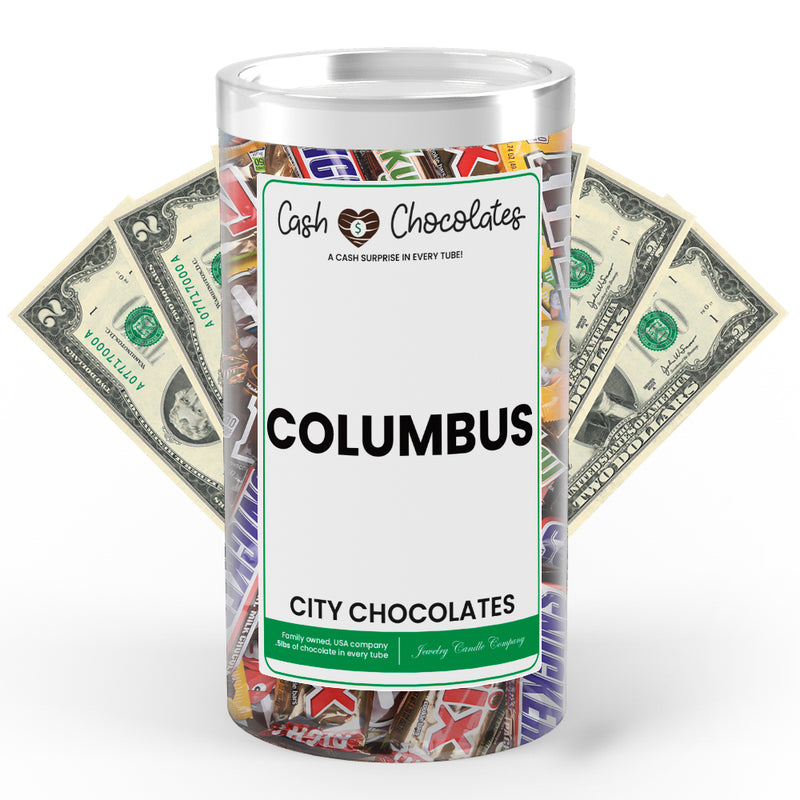 Columbus City Cash Chocolates