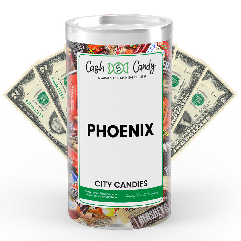 Phoenix City Cash Candies