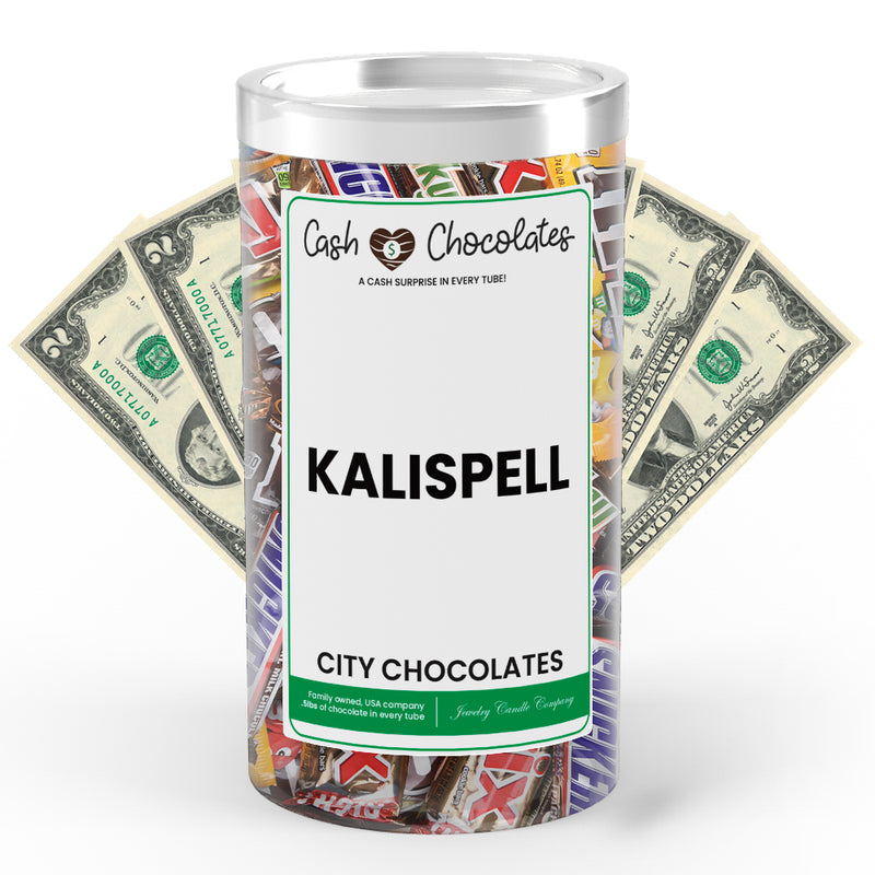 Kalispell City Cash Chocolates