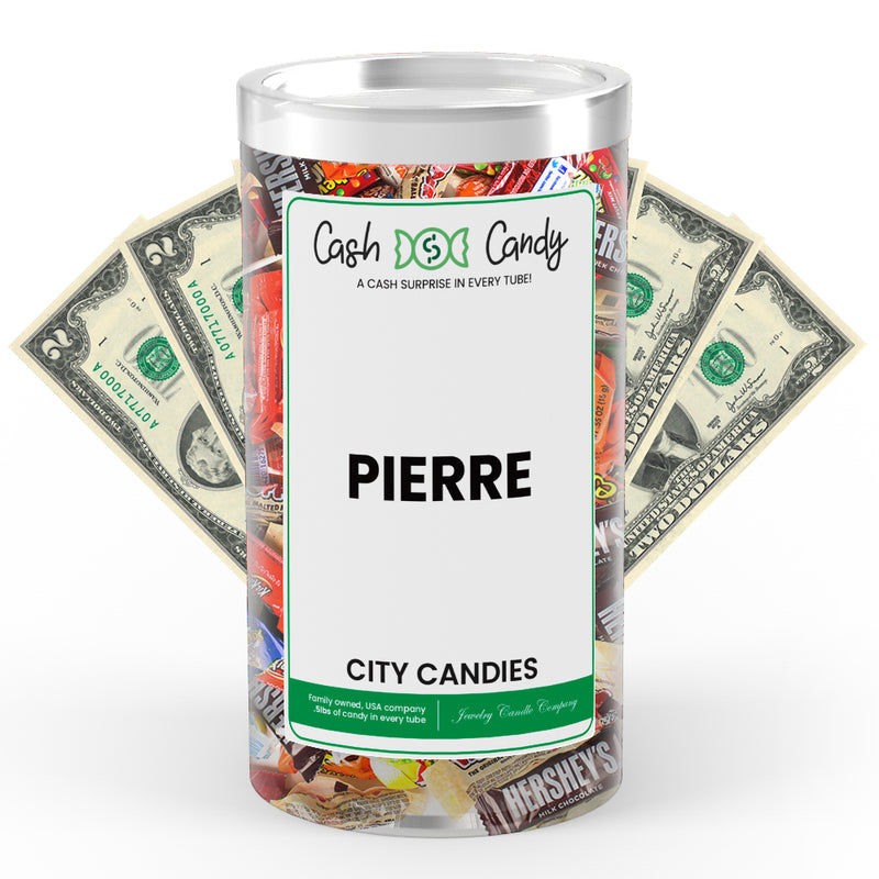 Pierre City Cash Candies